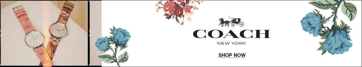 Coach New York, Shop Now