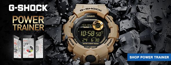 G-Shock Power Trainer, Shop Power Trainer