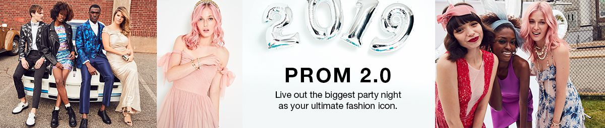 Promo 2.0, Live Out The Biggest Party Night as Your Ultimate Fashion Icon