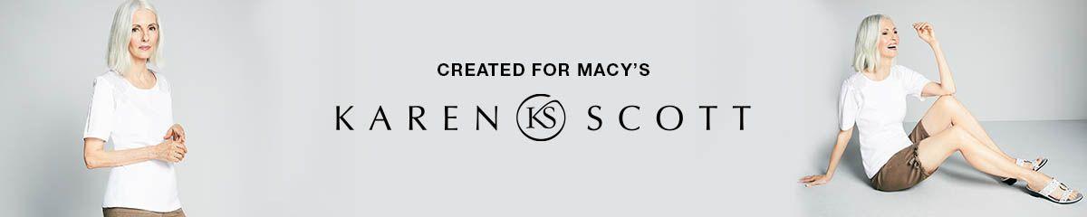 Created For Macy's, Karen Scott