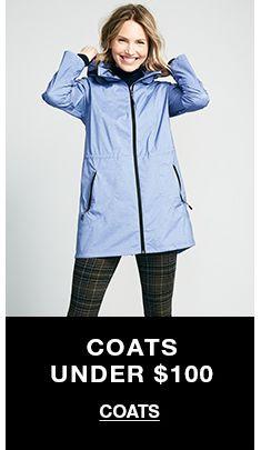 Coats Under $100, Coats