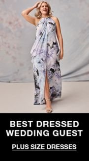 8eeece78d8ff Best Dressed Wedding Guest, Plus Size Dresses
