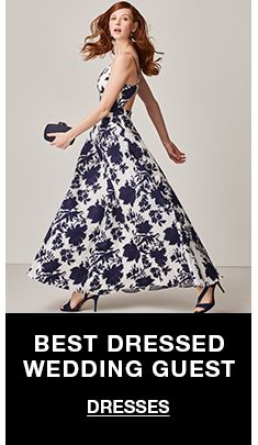 Best Dressed Wedding Guest, Dresses