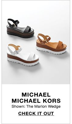 Michael Michael Kors, Check it Out