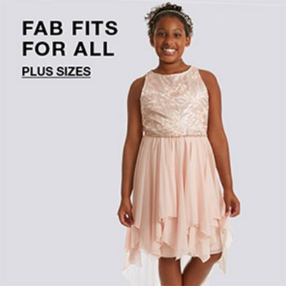 Fab Fits For All, Plus Sizes