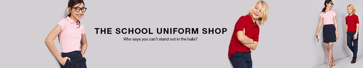 The School Uniform Shop, Who says you can't stand out in the halls