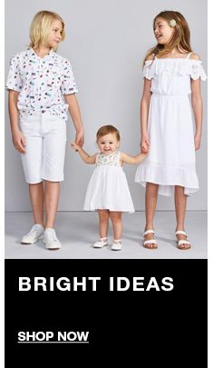 Bright Ideas, Shop Now