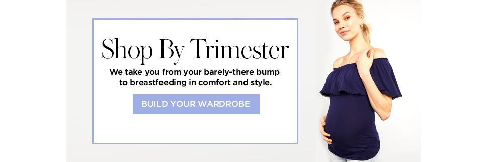d9753907f8f65 Guide To Maternity Clothing By Trimester - Macy's