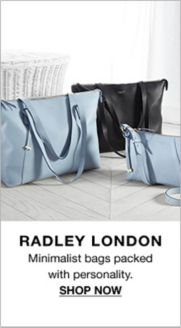 9e9b8791918c Radley London, Minimalist bags packed with personality, Shop now. MICHAEL  Michael Kors ...