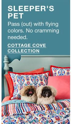 Sleeper's Pet, Cottage Cove Collection