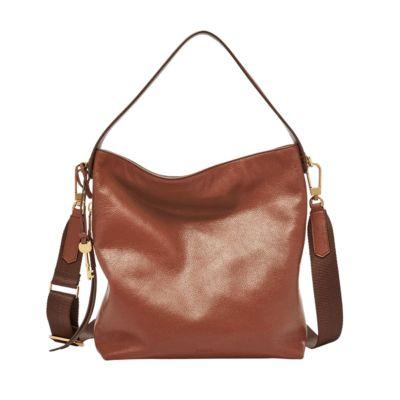 Givenchy Shoulder Bag for Women, Sway Bag, Cognac, Leather, 2017, one size