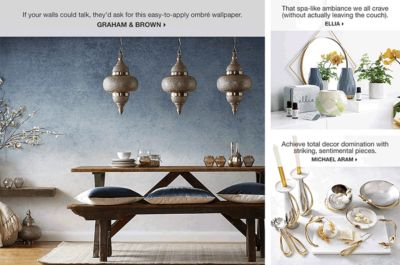 If Your Walls Could Talk, Theyu0027d Ask For This Easy To . Home Decor Registry  Favorites