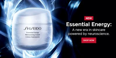 New Essential Energy: A new era in skincare powered by neuroscience, Shop Now