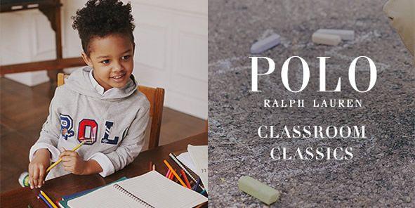 Polo Ralph Lauren, Classroom Classics