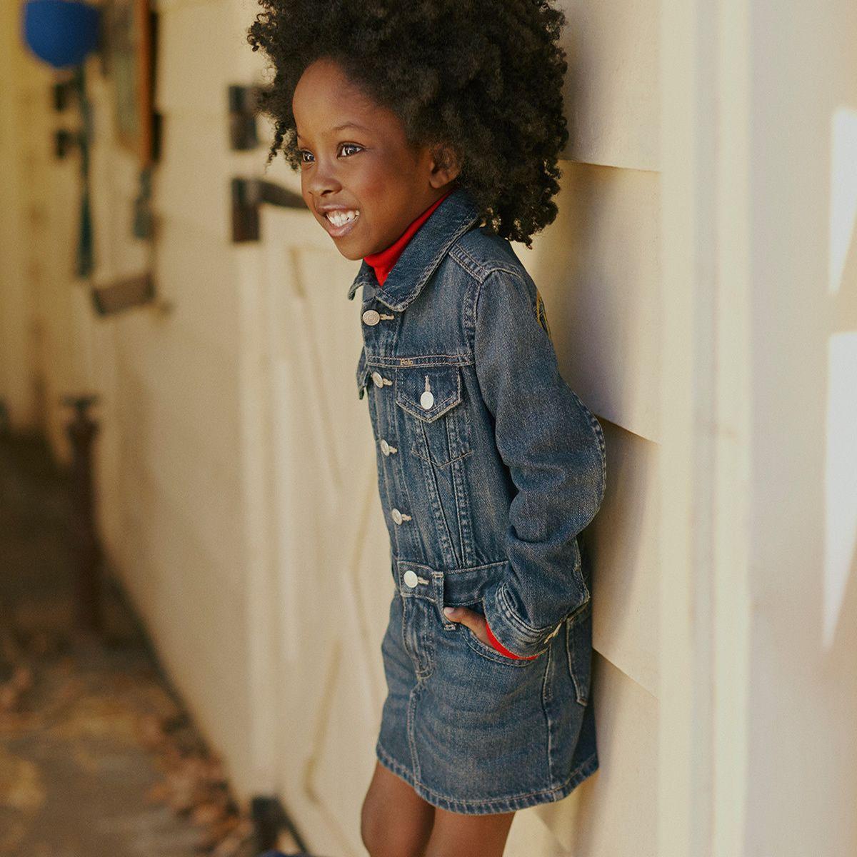 782819d71de Ralph Lauren Kids Clothing - Macy's