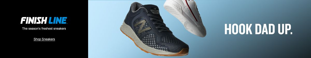 sale retailer 19be4 bccb7 Finish Line, Shop Sneakers