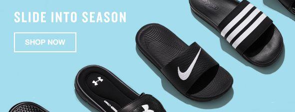 Slide Into Season, Shop Now