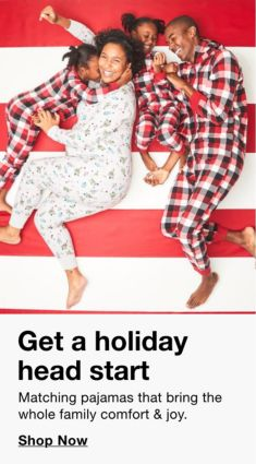 Get a holiday head start, Shop Now
