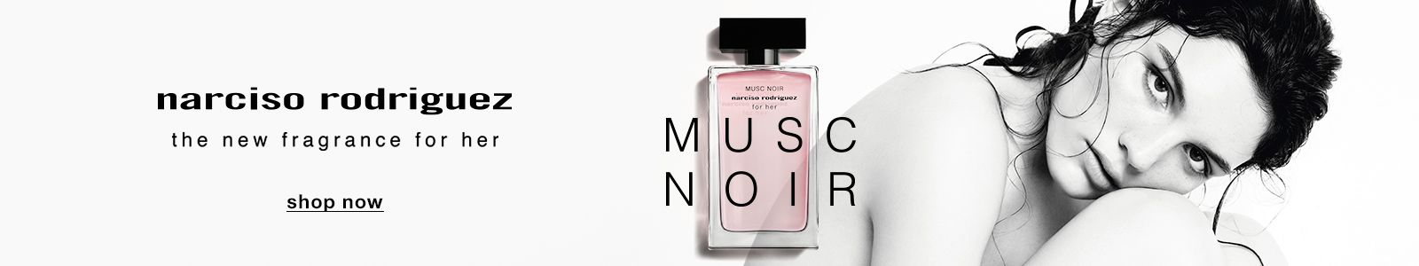 narciso rodriguez, the new fragrance for her