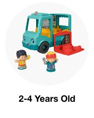 2-4 Years Old