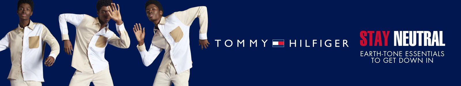 Tommy Hilfiger, Stay Neutral, Earth-Tone Essentials to Get Down in