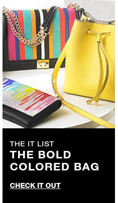The it list, The Bold Colored Bag, Check it Out