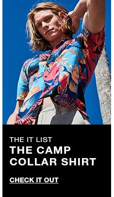 The it list, The Champ Collar Shirt, Check it Out