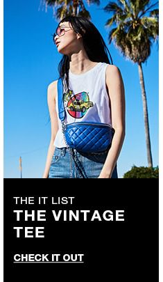 The it list, The Vintage Tee, Check it Out