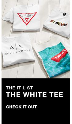 The it list, The White Tee, Check it Out