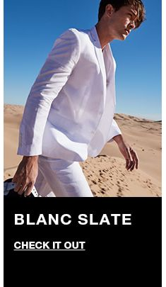 Blanc Slate, Check it Out
