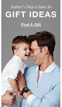 Father's Day is June 16 Gift Ideas, Find a Gift