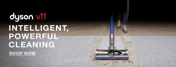 v11, Intelligent, Powerful, Cleaning, Shop Now