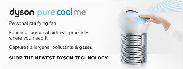 Dyson pure coolme, Personal purifying fan, Focused, personal airflow—precisely where you need it, Captures allergens, pollutants and gases, Shop the newest dyson technology
