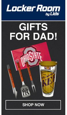 Locker Room by Lids, Gifts For Dad! Shop Now
