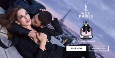 Mon Paris, Shop Now, Watch Video