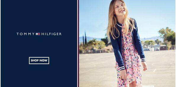 50% off Tommy Hilfiger for Boys & Girls