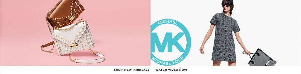 c9606fcff4c Michael Michael Kors, Shop New Arrivals, Watch Video Now