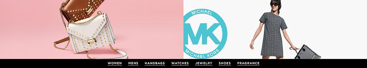 Michael Michael Kors, Women, Mens, Handbags, Watches, Jewelry, Shoes, Fragrance