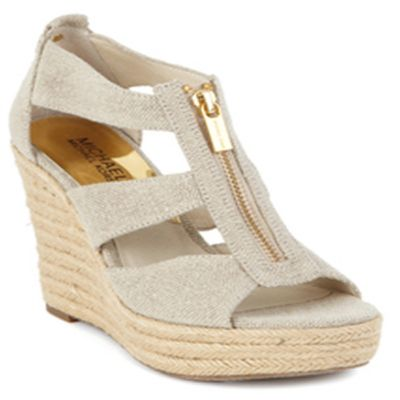Michael Kors Wedges Macy's