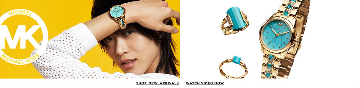 Michael Michael Kors, Shop New Arrivals, Watch Video Now