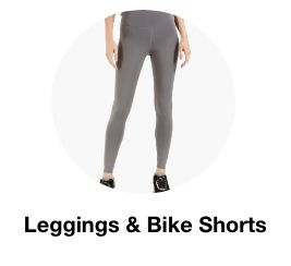 Leggings and Bike Shorts