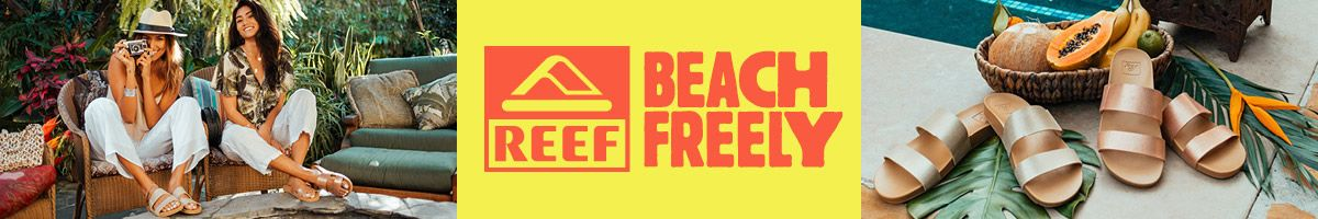 Reef, Beach Freely