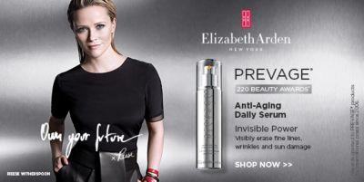 Elizabeth Arden, Prevage, 220 Beauty Awardds, Anti-Aging Daily Serum, Shop now