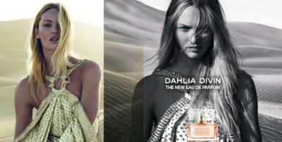 Dahlia Divin, The New Eau de Parfum
