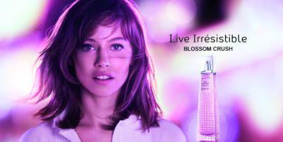 Live Irresistible, Blossom Crush