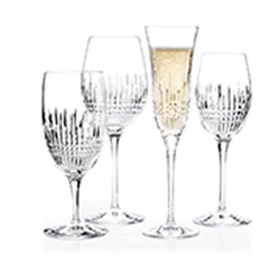 Wine Glasses and Champagne Flutes