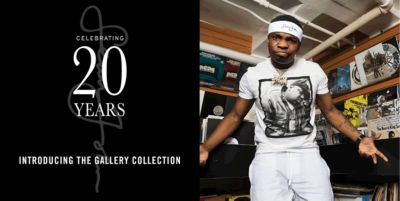 Celebrating 20 Years, Introducing The Gallery Collection