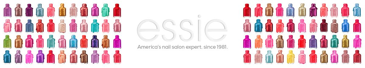 essie, America nail salon expert, since 1981