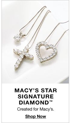 Macy's Star Signature Diamond, Created for Macy's, Shop Now