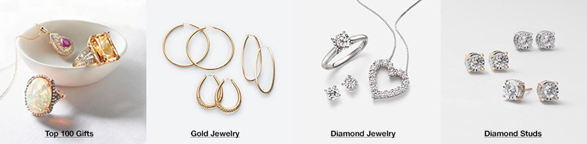 Top 100 Gifts, Gold Jewelry, Diamond Jewelry, Diamond Studs